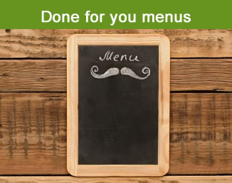 Done-for-you Customized Meal Planning
