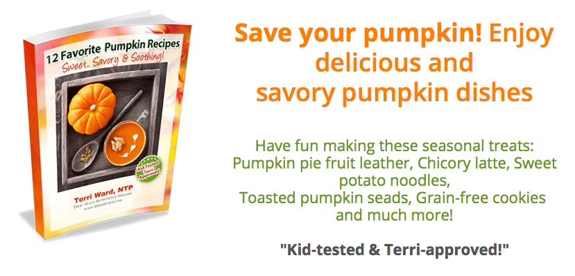 12 Favorite Pumpkin Recipes with text